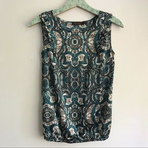 The limited Sleeveless Career blouse